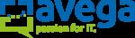 Avega Logo mit einem Link auf ihre Website.