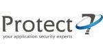 Protect 7 Logo mit einem Link auf ihre Website.